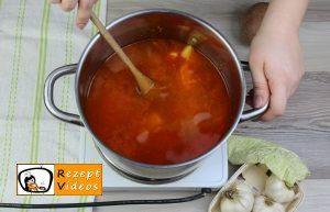 Würstchensuppe Rezept - Zubereitung Schritt 4