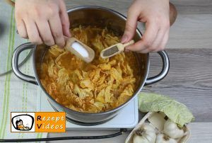 Würstchensuppe Rezept - Zubereitung Schritt 6