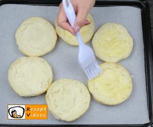 Warmer Sandwich-Kranz Rezept - Zubereitung Schritt 1
