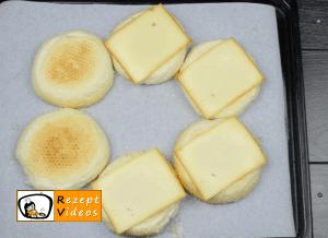 Warmer Sandwich-Kranz Rezept - Zubereitung Schritt 2