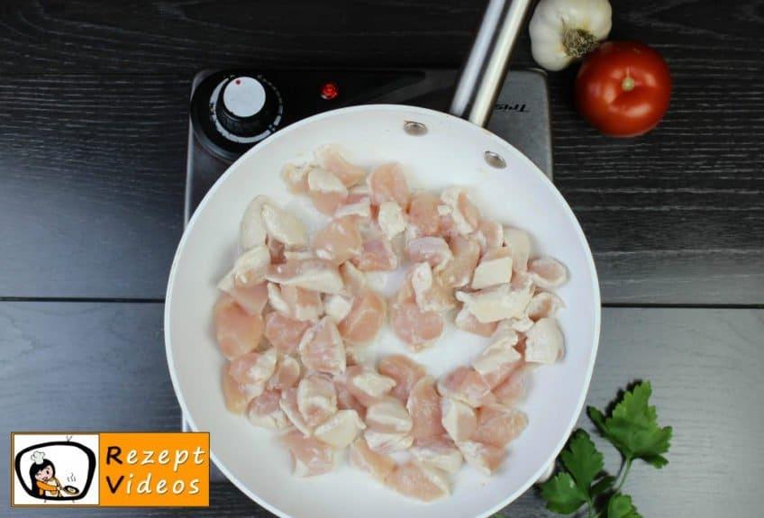 Caesar Salad Rezept - Zubereitung Schritt 3