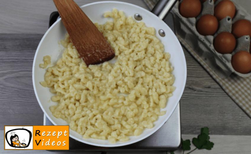 Eiernockerln Rezept Zubereitung Schritt 5