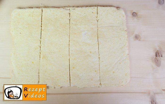 Erdbeer-Frischkäse-Charlotte Rezept- Zubereitung Schritt 6