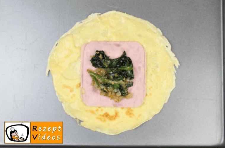 Frühstücksteigtaschen Rezept - Zubereitung Schritt 9