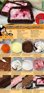 Gefüllter Himbeer-Jogurt-Kuchen Rezept mit Video