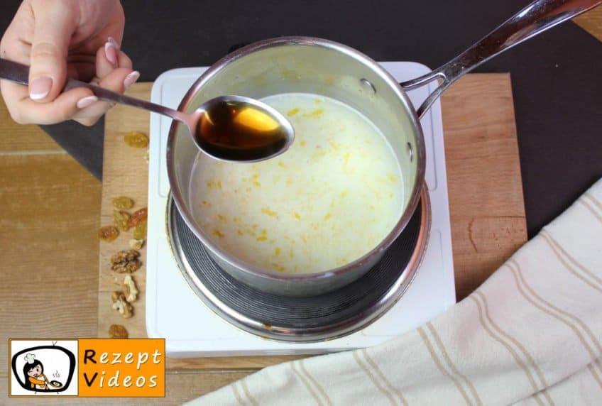 Hausgemachte Gundel-Palatschinken Rezept - Zubereitung Schritt 5