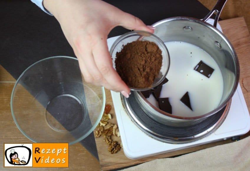 Hausgemachte Gundel-Palatschinken Rezept - Zubereitung Schritt 6
