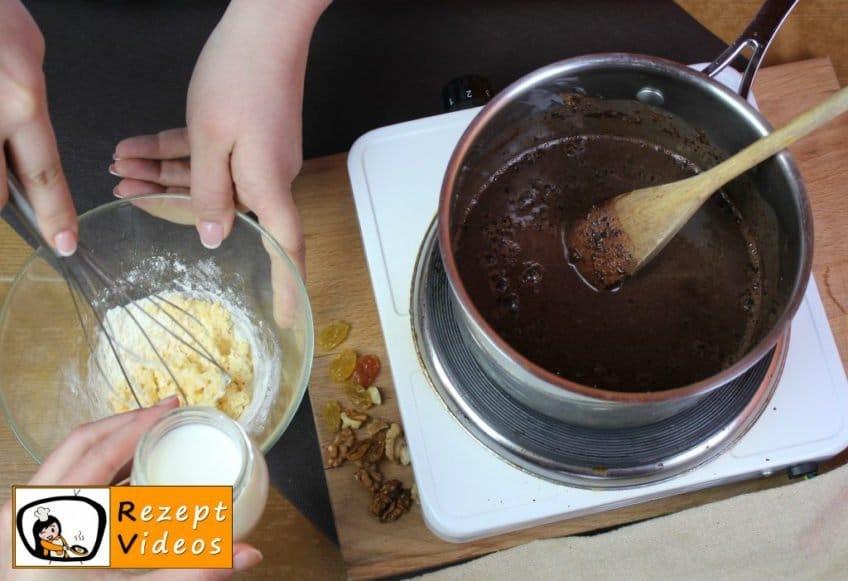 Hausgemachte Gundel-Palatschinken Rezept - Zubereitung Schritt 8