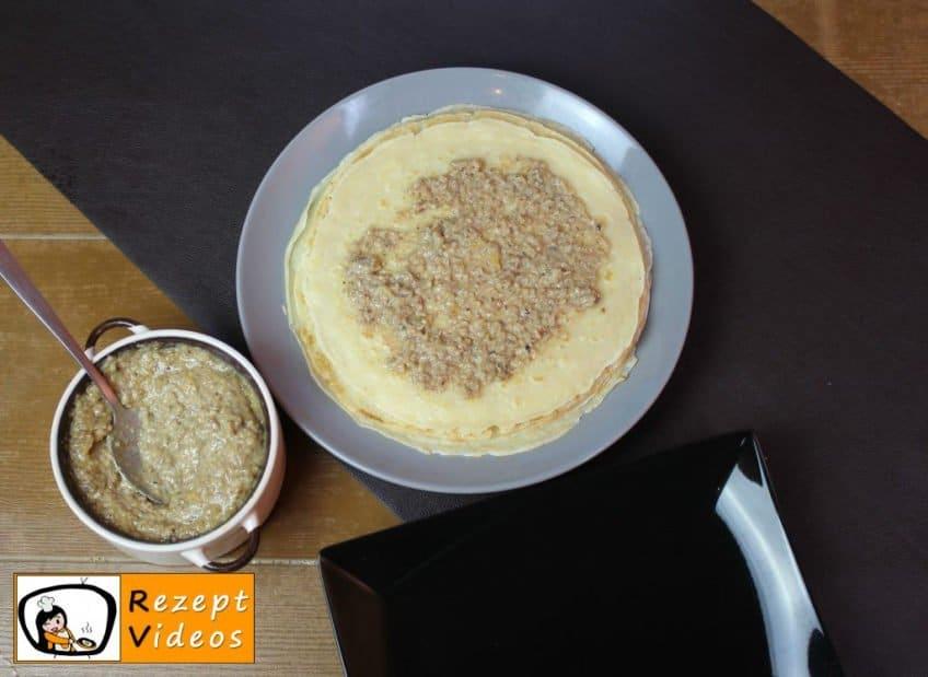 Hausgemachte Gundel-Palatschinken Rezept - Zubereitung Schritt 9