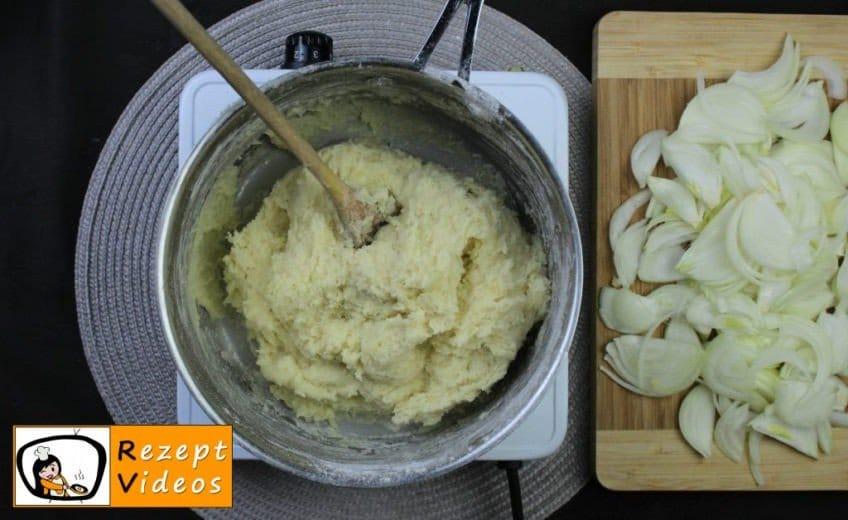 Kartoffelnockerln Rezept - Zubereitung Schritt 3