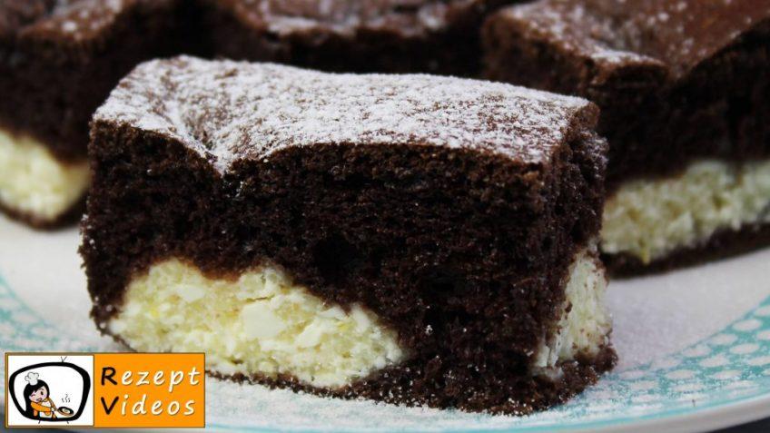 Kakao-Quark-Kuchen - Rezept Videos