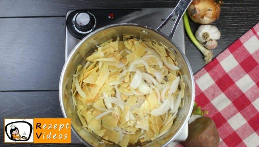 Kartoffelnudeln Rezept Zubereitung Schritt 2