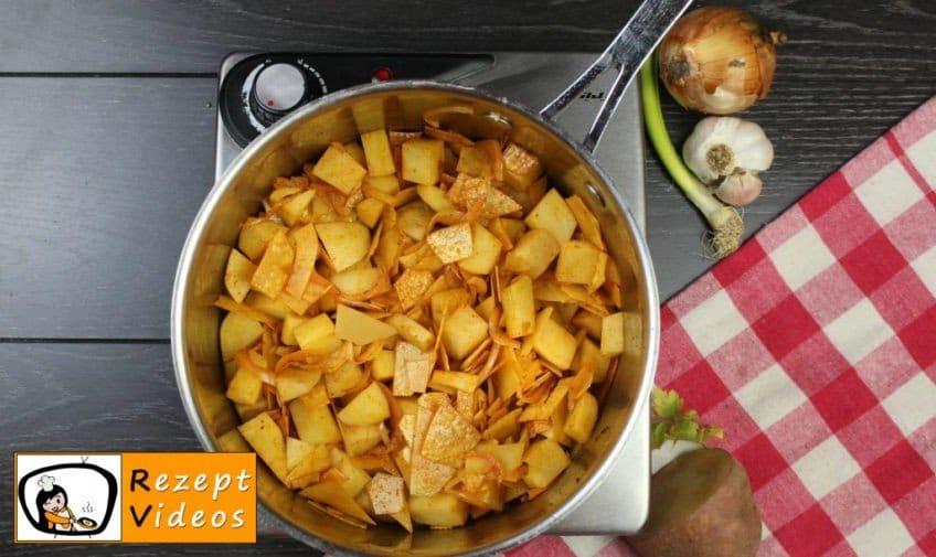 Kartoffelnudeln Rezept Zubereitung Schritt 4