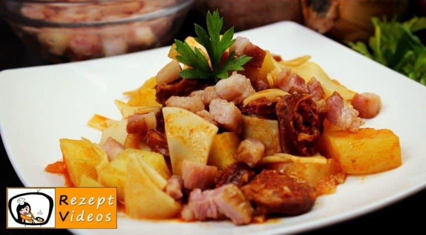Kartoffelnudeln - Rezept Videos
