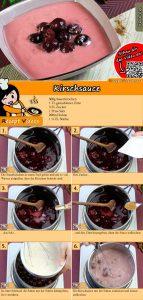Kirschsauce Rezept mit Video