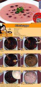 Kirschsuppe Rezept mit Video