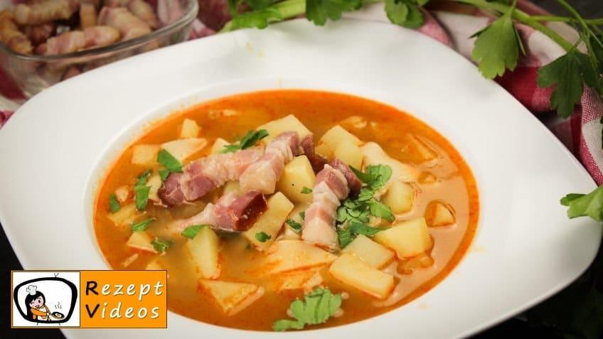 Lebbentsch-Suppe - Rezept Videos