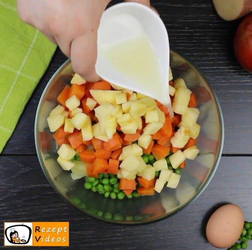 Mayonnaise-Salat Rezept Zubereitung Schritt 1