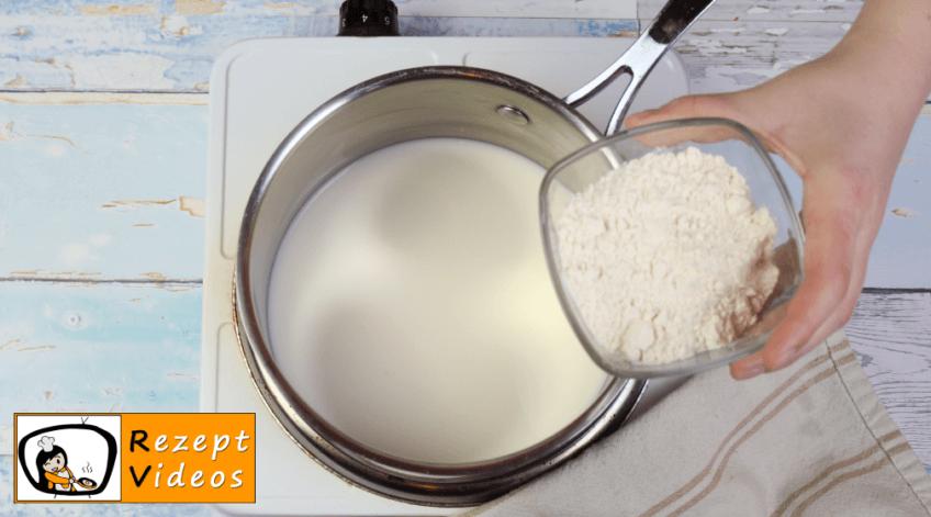Mimosenschnitten Rezept - Zubereitung Schritt 4