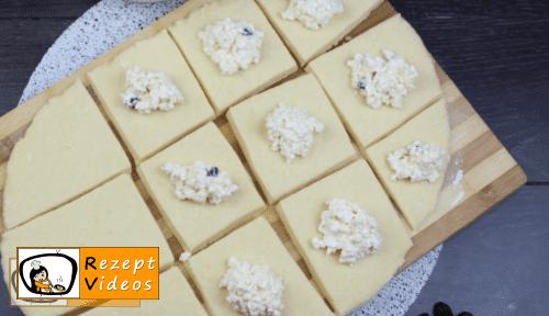 Quarktaschen Rezept - Zubereitung Schritt 8