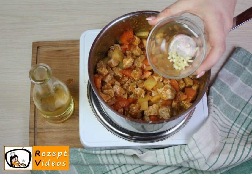 Reisfleisch Rezept - Zubereitung Schritt 6
