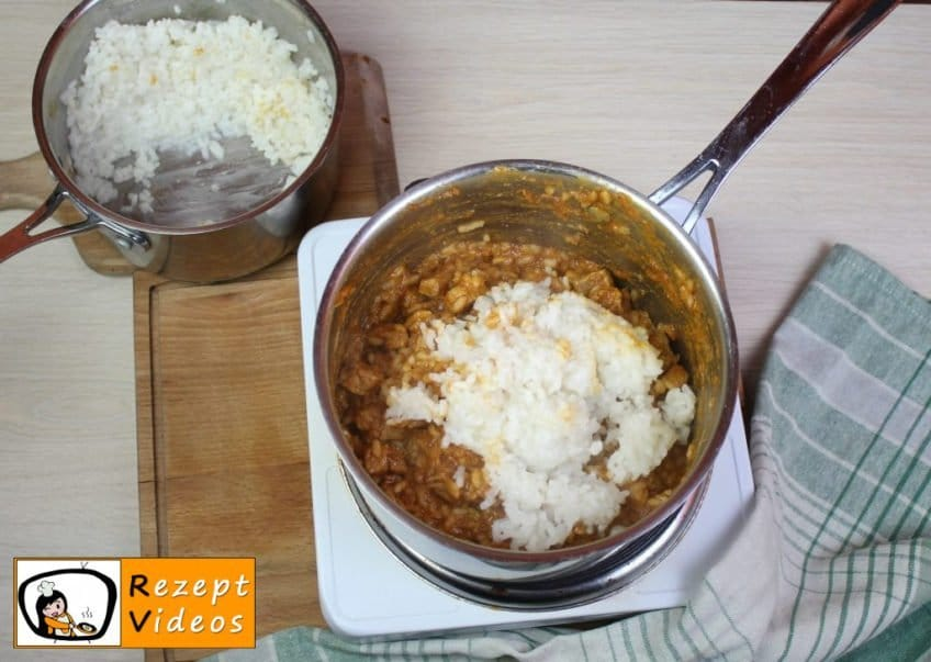 Reisfleisch Rezept - Zubereitung Schritt 8