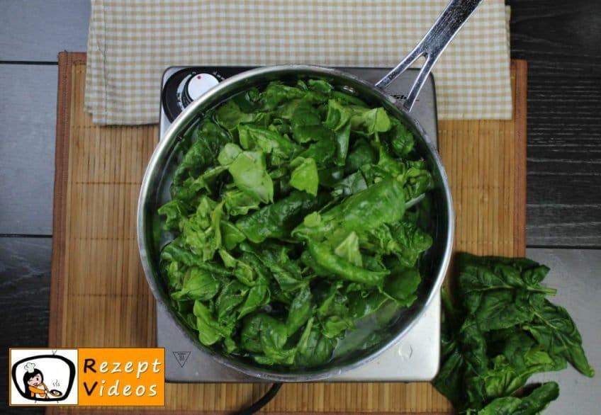 Spinat Rezept Zubereitung Schritt 2