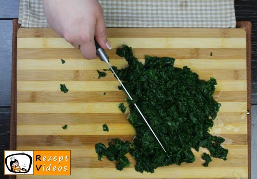 Spinat Rezept Zubereitung Schritt 4