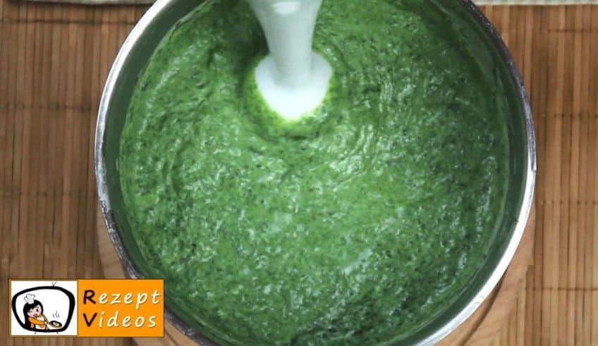 Spinat Rezept Zubereitung Schritt 8