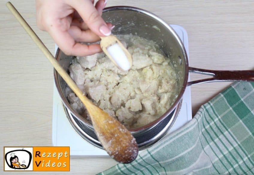 Tscholent Rezept Zubereitung Schritt 6