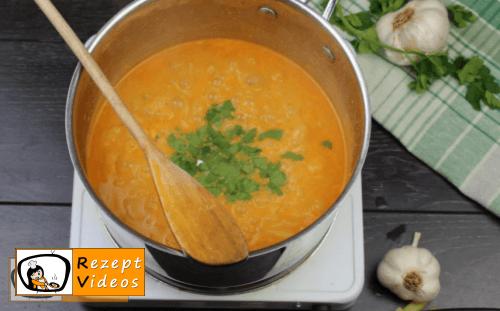 Wachsbohnengemüse Rezept - Zubereitung Schritt 8
