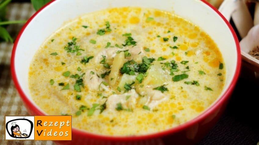 Suppe nach Paloczenart