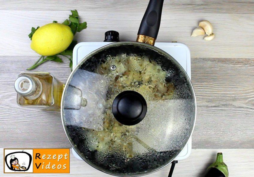 Auberginencreme Rezept Zubereitung Schritt 3