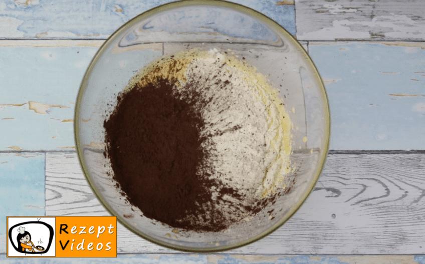 Gänsefuß-Torte Rezept - Zubereitung Schritt 2