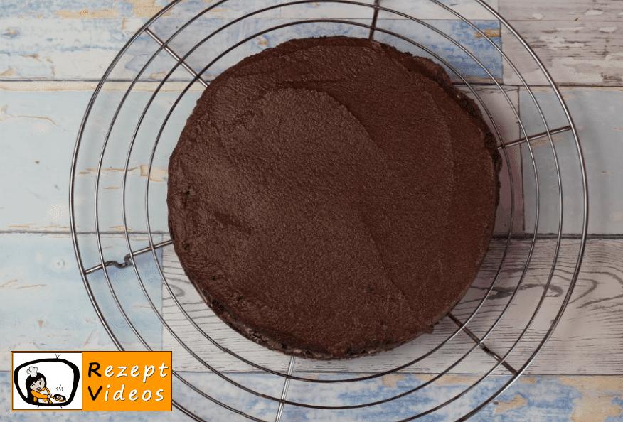 Gänsefuß-Torte Rezept - Zubereitung Schritt 9