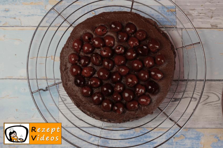 Gänsefuß-Torte Rezept - Zubereitung Schritt 10