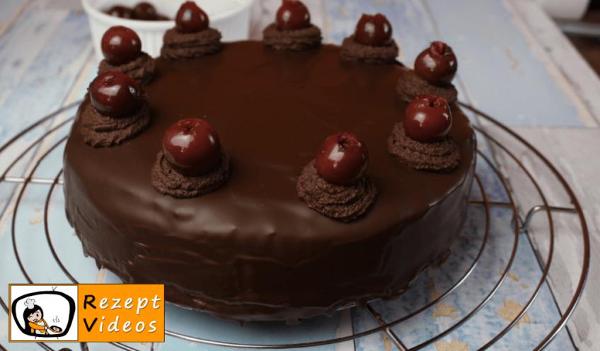 Gänsefuß-Torte Rezept - Zubereitung Schritt 12