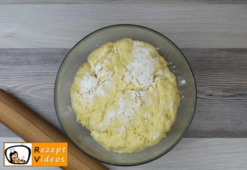 Käsecroissant Rezept - Zubereitung Schritt 2