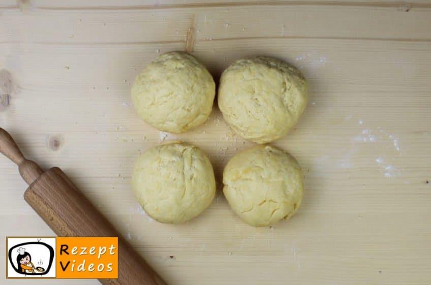 Käsecroissant Rezept - Zubereitung Schritt 3