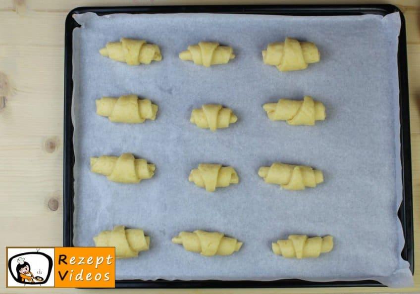 Käsecroissant Rezept - Zubereitung Schritt 7