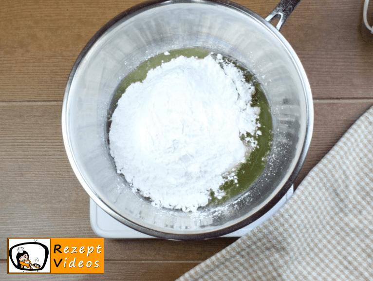 Kakao-Creme-Würfel Rezept - Zubereitung Schritt 5
