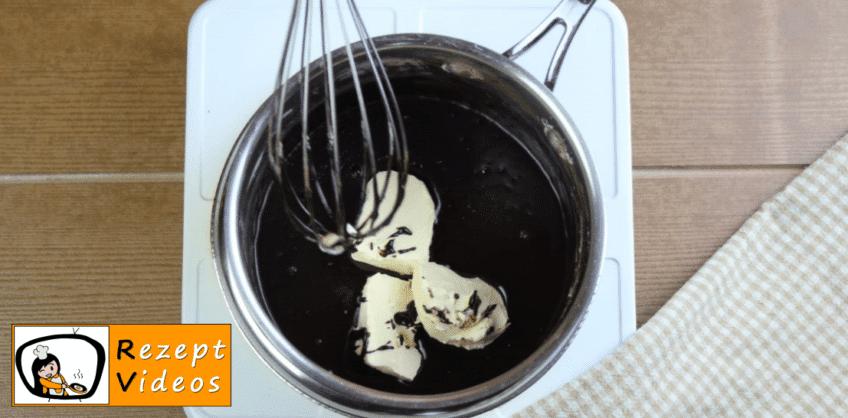 Kakao-Creme-Würfel Rezept - Zubereitung Schritt 8