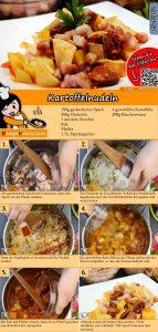 Kartoffelnudeln Rezept mit Video