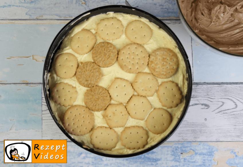 Kinder-Bueno-Torte Rezept - Zubereitung Schritt 13