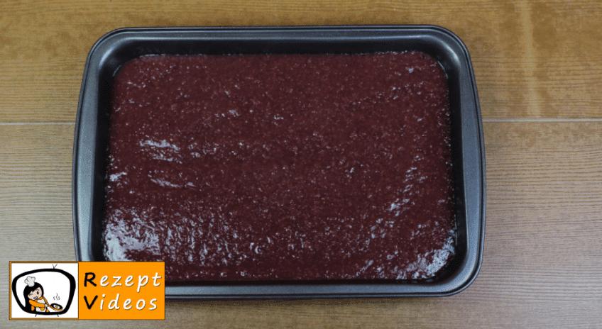 Kirschschnitten (ohne backen) Rezept - Zubereitung Schritt 5