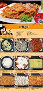 Lasagne Rezept mit Video