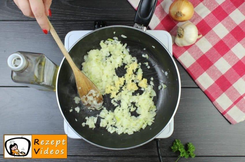 Lasagne Rezept - Zubereitung Schritt 1