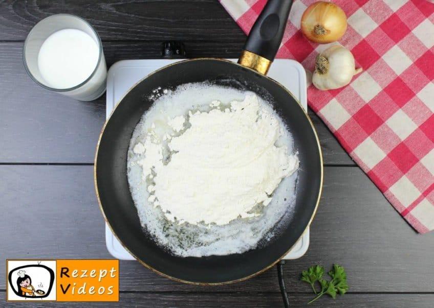 Lasagne Rezept - Zubereitung Schritt 4
