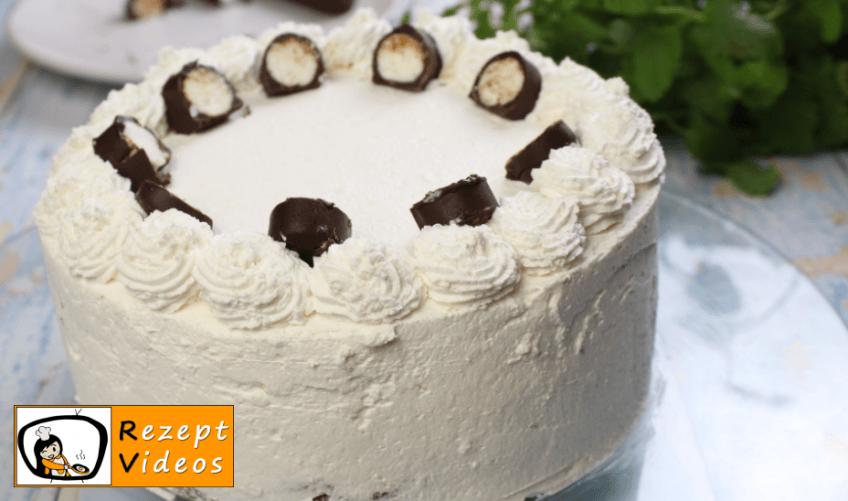 Quarkriegel-Torte Rezept - Zubereitung Schritt 12