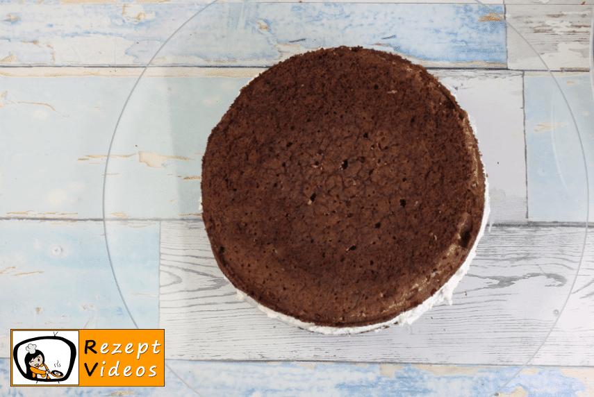 Quarkriegel-Torte Rezept - Zubereitung Schritt 10